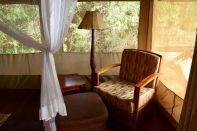 Sarova Mara Game Camp Tent Seating