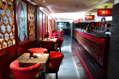 W Doha Wahm Lounge
