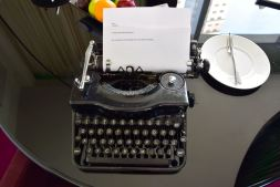 W Doha Wow Suite Type Writer
