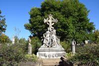 Atlanta Oakland Cemetary Tomb