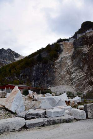 Carrara Colonnata Marble Blocks