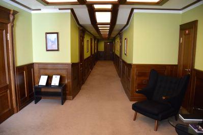 Gallery Park Hotel Hall Modern
