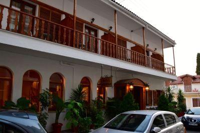 Hotel Acropole Exterior