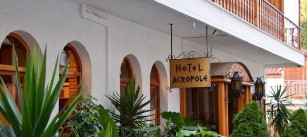 Hotel Acropole Header
