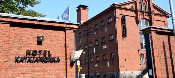 Hotel Katajanokka Header
