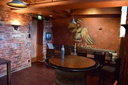 Hotel Katajanokka Restaurant Bar Area