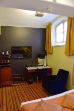 Hotel Katajanokka Room TV