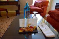 Hotel Schlossle Room Welcome