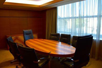 Hyatt Regency Kiev Business Meeting Room