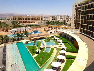 Kempinski Hotel Aqaba Executive Panoramic Suite View