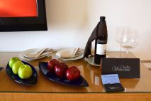 Kempinski Hotel Aqaba Executive Panoramic Suite Welcome Wine