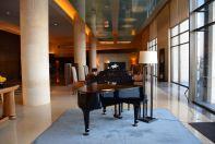 Kempinski Ishtar Dead Sea Main Building Piano