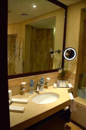 Kempinski Ishtar Dead Sea Room Bathroom Sink