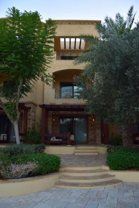 Kempinski Ishtar Dead Sea Room Externior
