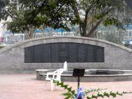 Nairobi August 7th Memorial Park Wall of Names