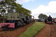Nairobi Railway Museum Train Park