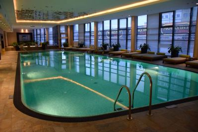 Renaissance Minsk Gym Pool