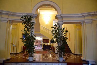 Royal Tulip Yerevan Entrance