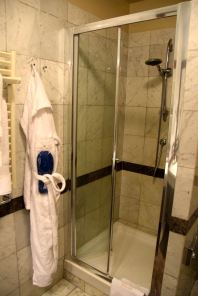 Royal Tulip Yerevan Room Bath Shower