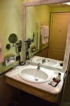 Best Western Yerevan Room Bath Sink