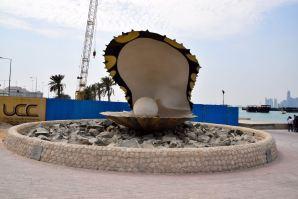 Doha Corniche Oyster