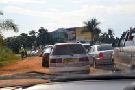 Entebbe Airport Traffic