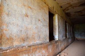 Kampala Mengo Palace Torture Chamber Walls