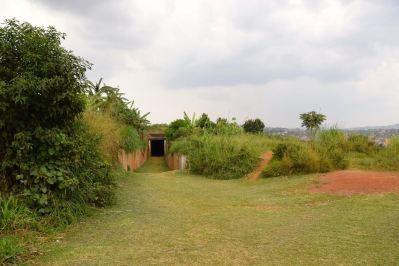 Kampala Mengo Palace Torture Chamber