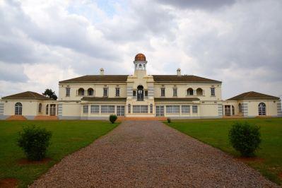 Kampala Mengo Palace