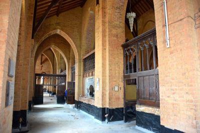 Kampala Namirembe Cathedral Interior