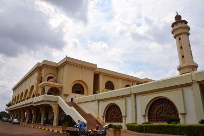 Kampala Uganda National Mosque