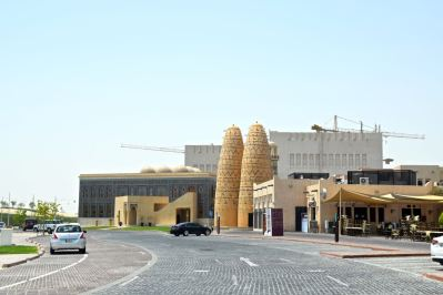Katara Cultural Village Architecture