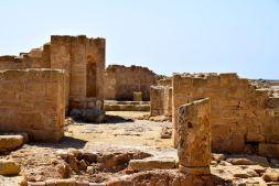 Paphos Archaeological Park Ruins