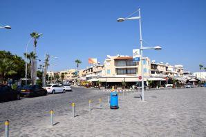 Paphos Town Harbor Shops