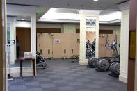 Ritz Carlton Beijing Gym