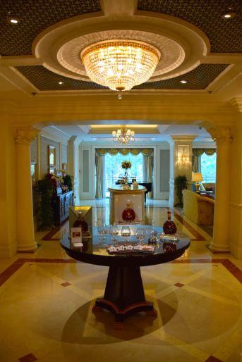 Ritz Carlton Beijing Lobby