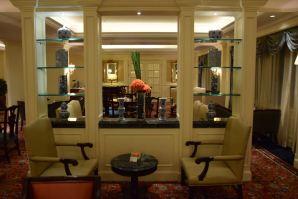 Ritz Carlton Beijing Lounge Seating