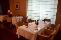 Ritz Carlton Beijing Restaurant Barolo Seating