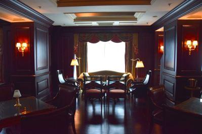 Ritz Carlton Beijing Restaurant Seating