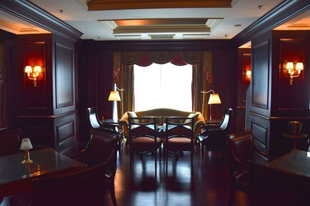 Ritz Carlton Beijing Restaurant Seating
