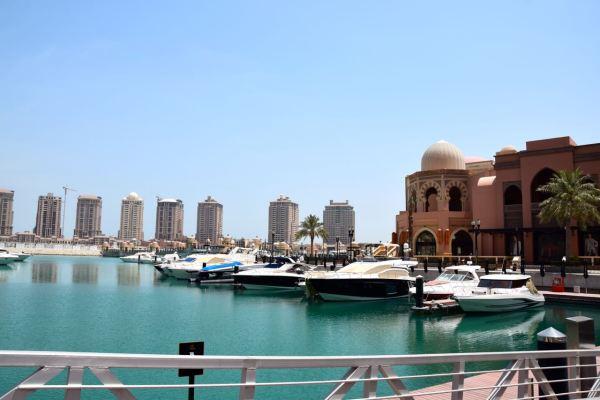 The Pearl-Qatar Marina