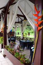Courtyard Marriott Paramaribo Restaurant Outdoor