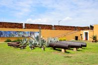 Maputo Fort Cannons