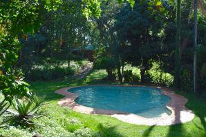 Mantenga Lodge Pool