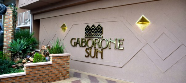 Gaborone Sun Header