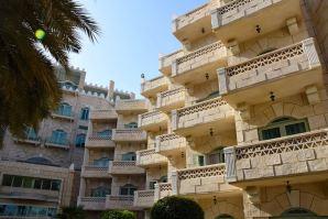 Grand Hyatt Muscat Balconies