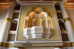 Grand Hyatt Muscat Lobby Balcony Design