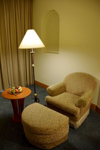 Grand Hyatt Muscat Room Seat