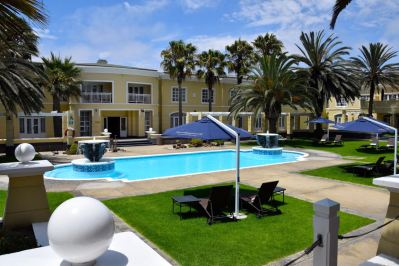 Swakopmund Hotel Pool