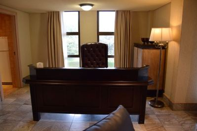 Windhoek Country Club Resort Suite Desk